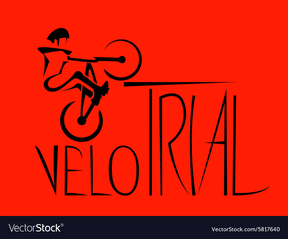 Extreme bicyclist vector