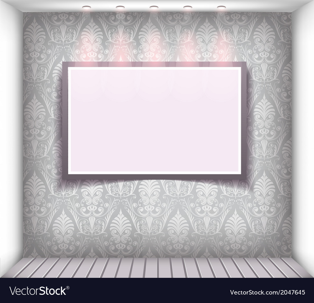 Boutique window vector