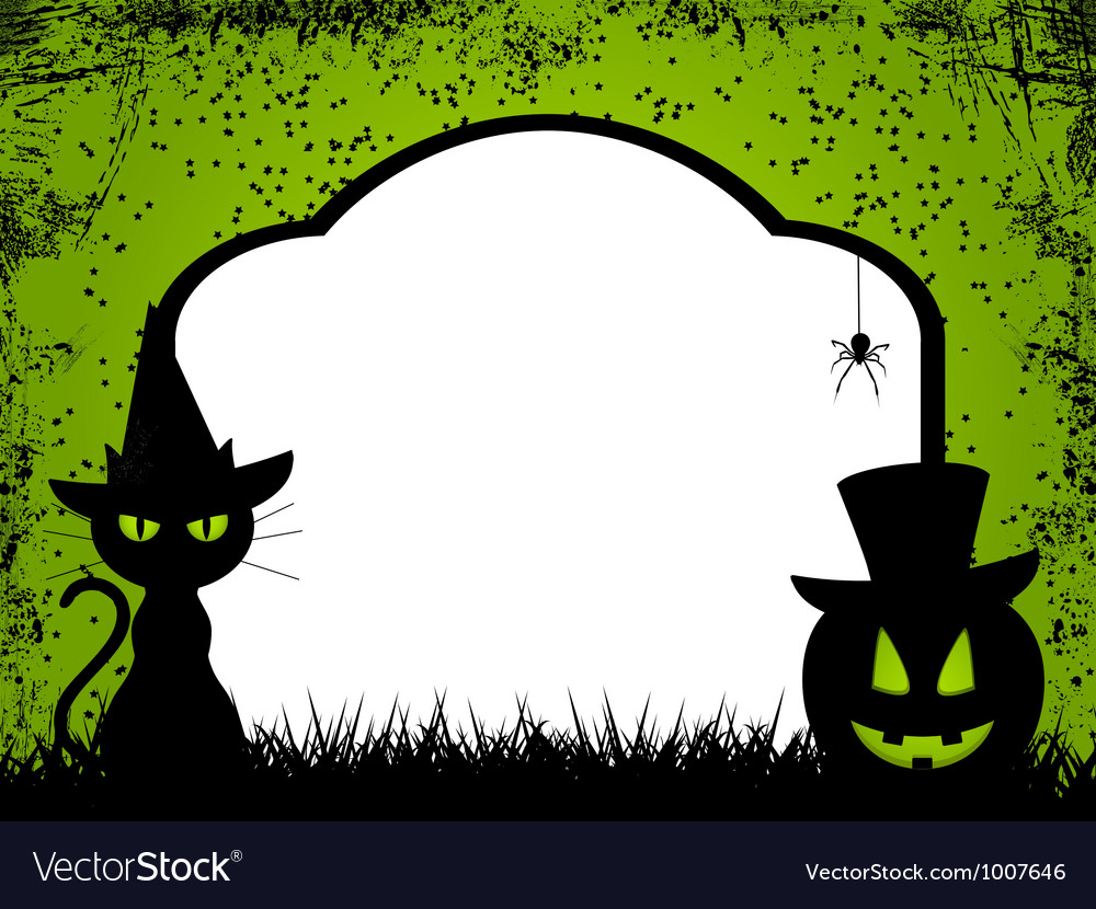 Halloween background 12 vector
