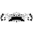 ivy vector image vector image