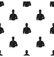 painterprofessions single icon in black style vector image
