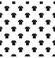 soccer shirt pattern vector image