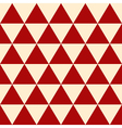 Red Yellow Triangle Background-01 vector image