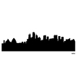 Sydney skyline vector image vector image