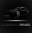 Design for auto business vector image