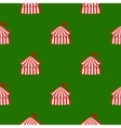 Circus Icon Seamless Pattern vector image