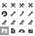 Icons of tools7 vector image