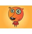 cute cartoon character vector image vector image