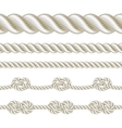Rope set vector image