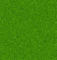 Seamless grass field vector image