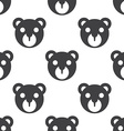 bear toy seamless pattern vector image