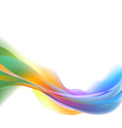 Rainbow wave vector image