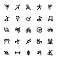 Sports and Games Icons 11 vector image