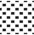 soccer field pattern vector image