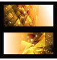 abstract brochures vector image