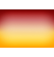 Red Yellow Gradient Background vector image