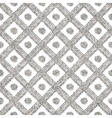 Silvery seamless pattern of diagonal lines and vector image
