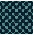 Seamless Rounded Shape Geometric Irregular vector image