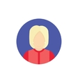 Presidential candidate Icon Usa election 2016 vector image