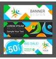 People idea logo eco logosocial and humanity vector image