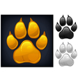 Paw Vector Image