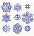 Seamless Pattern vintage style seamless pattern vector image