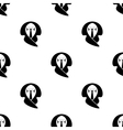 Business Suit Seamless Pattern vector image