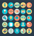 Construction Icons 1 vector image
