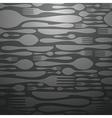 Luxury restaurant pattern background vector image vector image