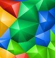 Abstract Mosaic Pattern vector image