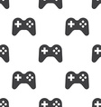 joystick seamless pattern vector image