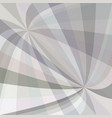 Grey curved ray burst background - design from vector image