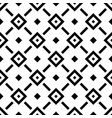 abstract rhombus seamless pattern in diagonal vector image