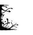 arrow grunge vector image