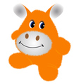 soft toy vector image vector image