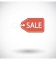 Sale Label icon vector image