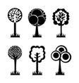 Ecology design over white background vector image