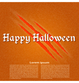 Wallpapers for the holiday Halloween vector image vector image