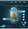 Vitamin A Pill Capsule Health And Medical vector image