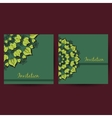 OrnamentalCards vector image
