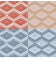 Scandinavian seamless pattern vector image