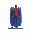 Spiderman vector image