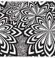 Abatract seamless pattern vector image