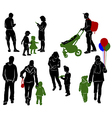 Family 5 vector image