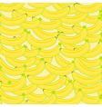 Banana seamless2 vector image