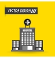 medical care design vector image