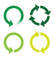 recycle reload vector image