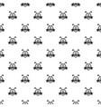 golf club emblem pattern vector image