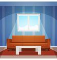 Room Window vector image