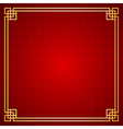 Chinese Template vector image